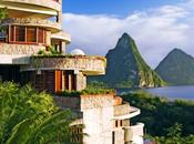 Jade Mountain Hotel.