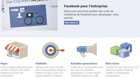 Facebook : un mode d'emploi pour les entreprises