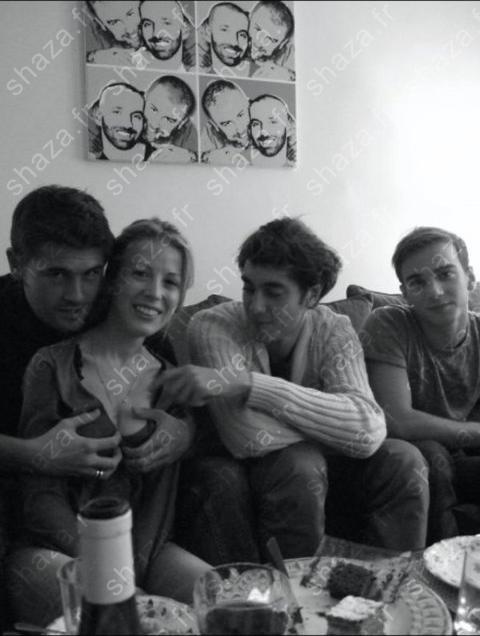 Brigitte lahaie in la nuit des traquees 1980 jean rollin 2