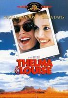 Jaquette DVD du film Thelma & Louise