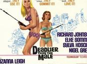 Plus féroces mâles Deadlier than Male, Ralph Thomas (1967)