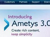 Ametys, java open source