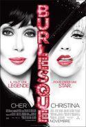 Burlesque - Cher, Christina Aguilera & Alan Cumming