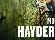 """chronique roman """"Les lames"""" Hayder"""