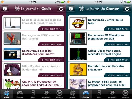 Aimez-vous le Journal Du Geek?