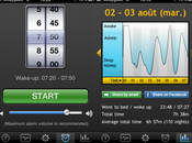 Sleep Cycle alarm clock application vous permettra réveiller forme!