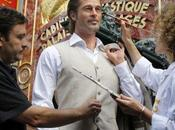 Brad Pitt poupée cire musée Grévin