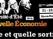 32ème Université d'Été Nouvelle Économie Aix-en-Provence