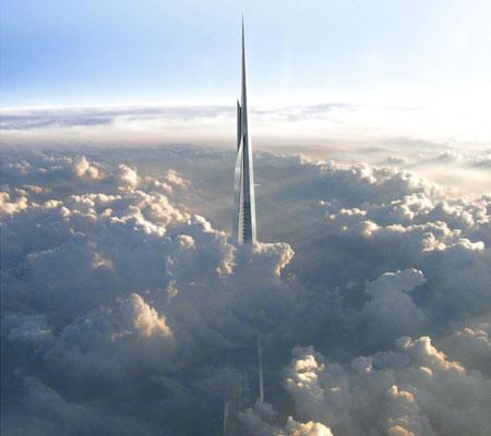 Kingdom Tower par Adrian Smith + Gordon Gill