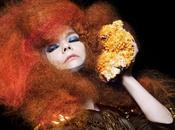 Clip jour Crystalline Björk