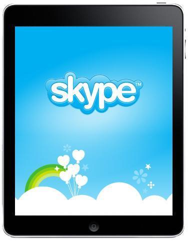 Une version de Skype optimisée pour iPad