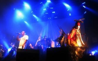Samian kicks off First Peoples' Festival