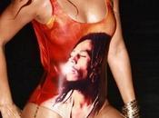 Rihanna maillot Marley Barbade