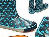 bottines confortables toile enduite pour été... pluvieux