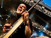Devin Townsend, titre live.