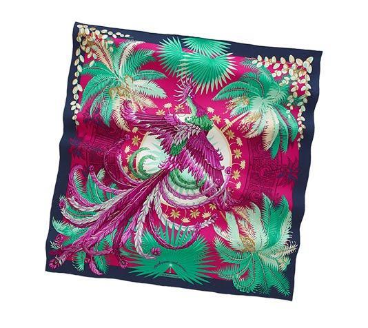 Le carré Hermès automne hiver 2011 - 2012   Mythiques Phoenix de ... 8e94be3ad78