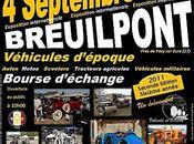 Autos motos anciennes vallée d'Eure Septembre 2011.