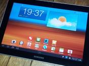 tablette Samsung Galaxy 10.1 interdite vente Europe