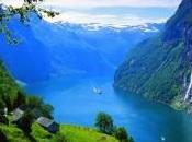 Norvège: qu'est-ce qu'un Fjord