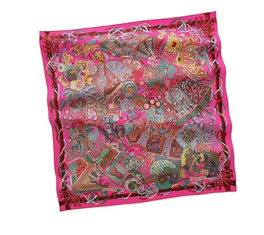 Le carré Hermès automne hiver 2011 - 2012   Au Fil du Carré par ... 57e045a9472