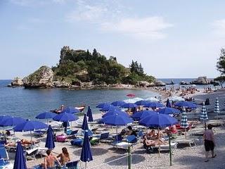 Ferragosto en Italie.