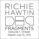 Richie Hawtin ' DE9 Fragments Episode 2. 10 Days Off, Gent July 21, 2011