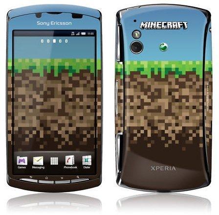 Xperia Play Minecraft Une édition Minecraft pour lXperia Play de Sony Ericsson