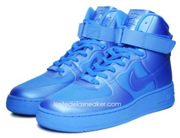 nike air force 1 high hyperfuse 2 Nike Air Force 1 High Hyperfuse Volt, Solar Red & Blue Glow dispos