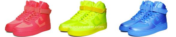nike air force 1 high hyperfuse 1 Nike Air Force 1 High Hyperfuse Volt, Solar Red & Blue Glow dispos