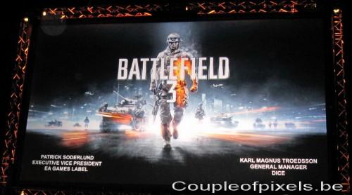 conférences,ea,gamescom 2011,electronic arts,battlefield,star wars the old republic,reckoning,secret world,fifa,ssx,mass effect