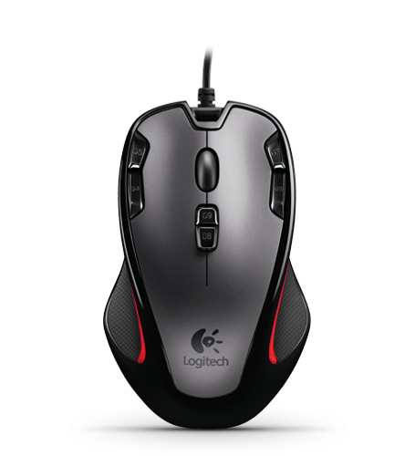 gaming mouse g300 red glamour image lg Logitech G300 : une souris filaire pour les gamers
