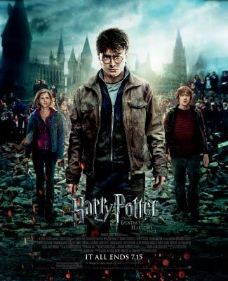 Harry Potter and the Deathly Hallows-part 2 - My Review un poil déçue