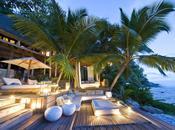 L'île-hôtel North Island, Seychelles