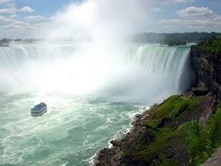 Excursion aux chutes Niagara