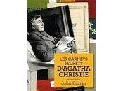 carnets secrets d'Agatha Christie