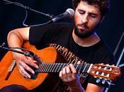 José González, guitariste chanteur