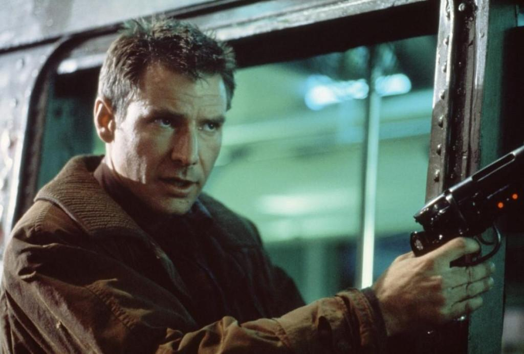 Harrison Ford dans Blade Runner