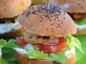 Mini-hamburgers Terre