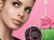 Gemey Maybelline fête l'anniversaire mascara Great Lash!