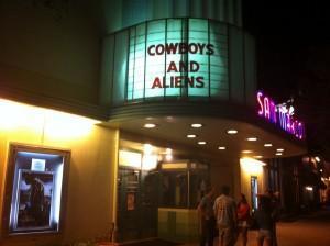 Cowboys et Envahisseurs : l'art du ridicule