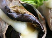 Saltimbocca veau, tagliatelles courgettes
