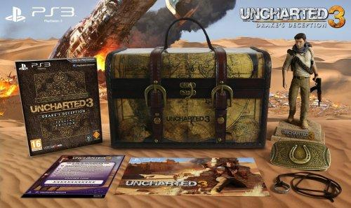 Uncharted 3:edition Explorer
