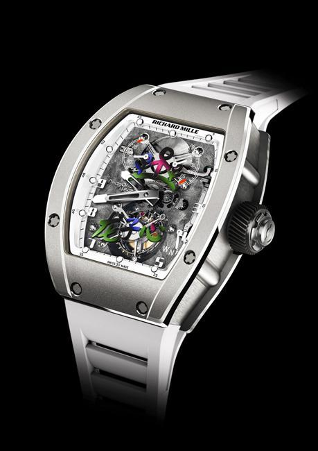 Richard Mille tourbillon RM JC