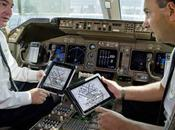 United Airlines distribue iPads pilotes