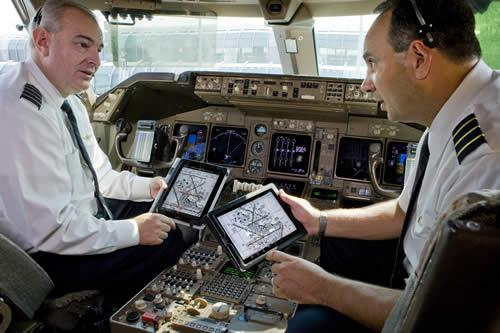 United Airlines distribue 11 000 iPads à ses pilotes