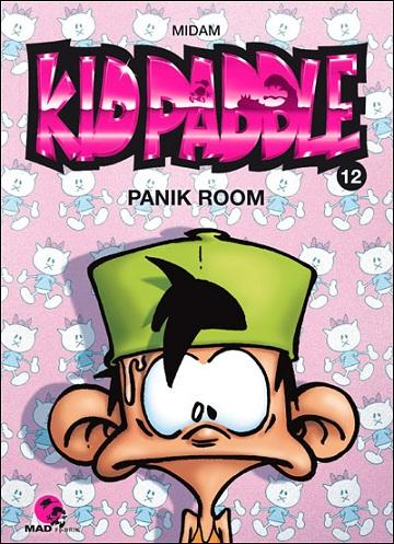 Kid Paddle Tome 12