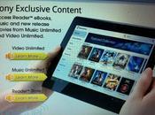 tablet Sony sous Android devient Tablet sera commercialisée septembre