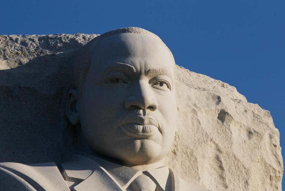 Martin Luther King, National Mall