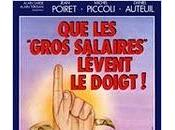 salaires moyens lèvent doigt