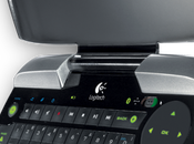 Logitech diNovo Mini clavier pour media center